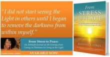 From Stress to Peace Book