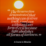 Beautiful Resurrection Day Quote