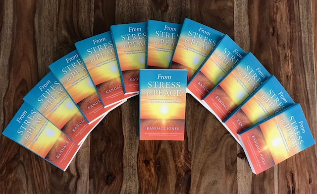 From Stress to Peace Book Giveaway