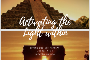 Save the Date: Activating the Light Within Retreat